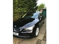 BMW 520D SE Turning Auto