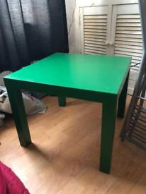Excellent Condition Green Table