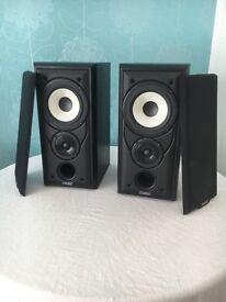 Mission 701 speakers