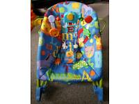Fisher Price baby to toddler rocker
