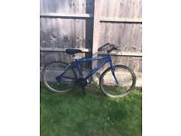 "RALEIGH DAYTONA 21 SPEED MOUNTAIN BIKE, 26"" WHEELS, 18"" ALUMINIUM FRAME"