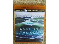DOUGLAS REEMAN MP3-CD'S 'DUST ON THE SEA' & 'THE FIRST TO LAND'