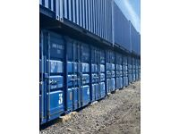 Storage containers to rent in Shoreditch Hoxto