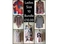 Ladies Size 10 Clothing