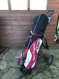 Ben sayer Golf clubs