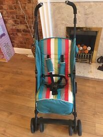 Hauck Roma pushchair hardly used