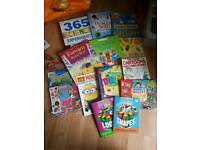 BUNDLE OF 13 CHILDREN'S ACTIVITY BOOKS