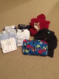 Boys Clothes Bundle - The White Co., Monsoon, Ralph Lauren, Mayoral