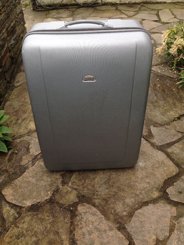 Large Silver Hard Case Revelation Suitcase | in Yelverton, Devon ...