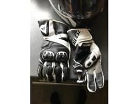 Dainese Leather sports glove *motorbike*