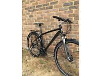 (SOLD PENDING COLLECTION) Specialized cross trail hybrid bike disc brakes serviced
