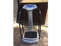Medicarn Vibration machine plate series 300 hardly used