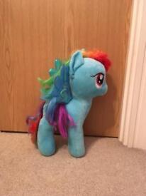 My Little Pony Rainbow Dash TY
