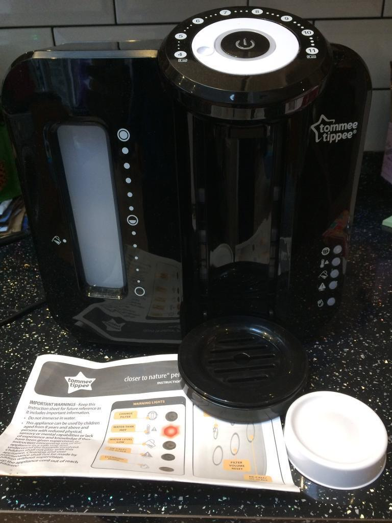 Tommee Tippee Perfect Prep Machine Excellent Condition With