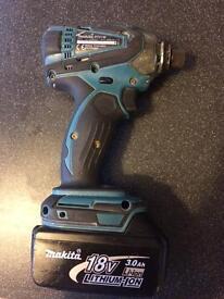 Makita drill / screw driver