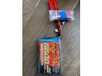 Rc battery lipo go kart quad bike 14.4v 4s 6600mah