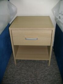 I CURRENTLY HAVE FIVE NEW ,SMALL BEDSIDE CUPBOARDS FOR SALE AT £5 EACH/BUYER COLLECTS