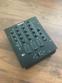 Numark M4 3-Channel DJ Mixer