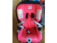 Britax first class 9months to 4 years
