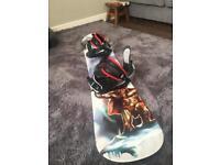 Snowboard 155 swap for smaller board