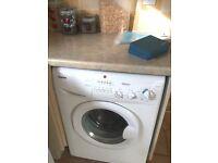 Hoover Optima 1600 spin washing Machine