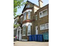 East Dulwich 2 double bedroom flat in large imposing Victorian house