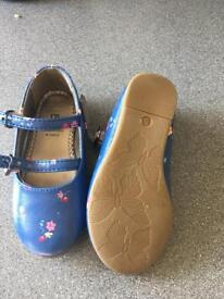 Baby shoes from mothercare size 5