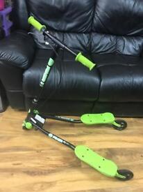 Kids fliker air scooter