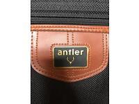 Antler suit carrier
