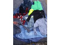 boy clothes size 9 to 10
