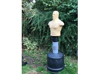 Body power pro boxing free man standing punch bah