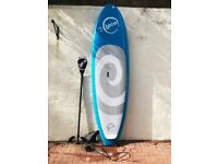 Loco 9'5 SUP - Stand Up Paddle Board with Carry Bag & Accessories INCLUDED
