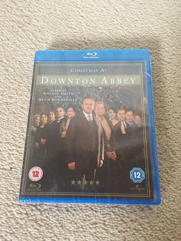 Christmas at Downton Abbey Blu-Ray | in Shepshed, Leicestershire ...
