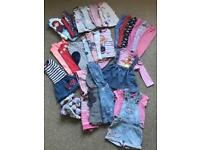 Girls clothes 1-1.5 years
