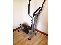 Orbus Leisure cross trainer for sale