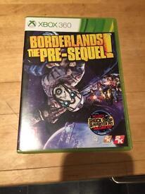 Xbox 360 - Borderlands The Pre-Sequel