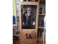 Saw Replica Movie Doll