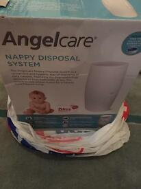 Brand NEW nappy disposal system