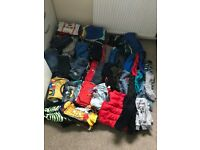 Massive bundle of boys 3-4 years clothes