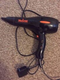Mark Hill Hairdryer