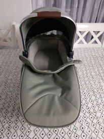 Mamas & Papas Occaro Carrycot Sage Green