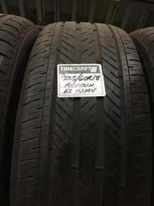 235/60/18 MICHELIN HX MXM4 SINGLE ONLY USED