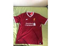 FC Liverpool Home Shirt 2017/18 NewBalance !NEW!