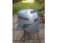 Honda BF50 outboard Cowel cover