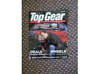 Top Gear Magazine 1995 Supplement. Excellent Condition.