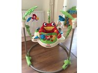 Fisher Price Rainforest Jumperoo *Immaculate Condition*