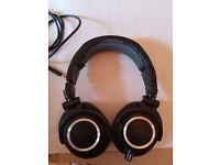 Audio-Technica M50x Professional Studio Headphone