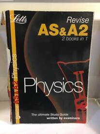 AS and A2 physics text book