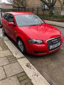 Audi A3 1.6 Petrol Automatic
