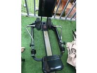 Rowing machine by kettler